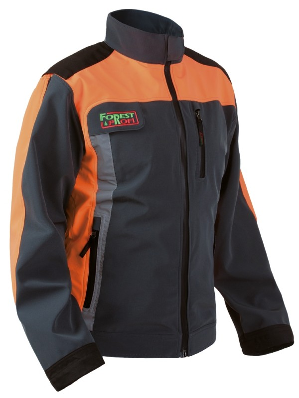 GOZDARSKA SOFTSHELL JAKNA FOREST PROFI STRETCH