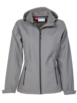 SOFTSHELL JAKNA GALE LADY